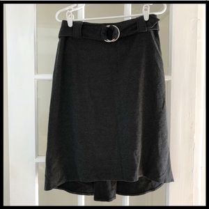 🆕 {Anthropologie} Flannel Career Skirt